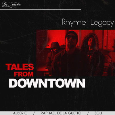 Rhyme Legacy Front Cover